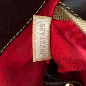 Dooney & Bourke Bags - 🧡Dooney and Bourke🧡 Large ostrich shoulder bag